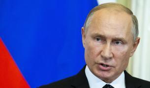 <p>Путин иска гаранции за газопровода през Балканите</p>