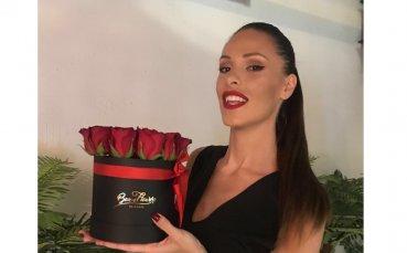 Сексапилна сръбска волейболистка следи с трепет Мондиала
