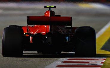 Първата смяна на поколенията във Ферари