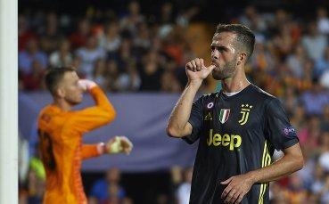 Пянич: Изгонването на Роналдо беше абсурдно