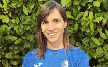 Първи трансджендър футболист в испанския футбол