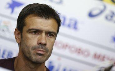 Росен Кирилов: Бих се радвал, ако вземем нещо срещу Левски