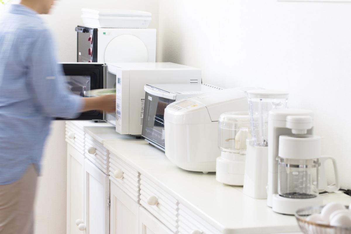 8. Уреди, които се повтарят - няма нужда да държите в кухнята два миксера или две сокоизтисквачки - и по едно от тези ще ви свърши работа.