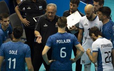 Аржентина нанесе първа загуба на Полша на Световното