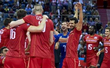 Франция нанесе втора загуба  на Полша