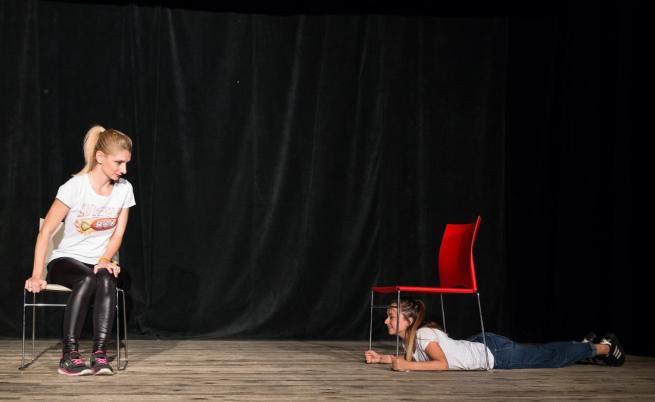 Импровизационният театър - новата мода