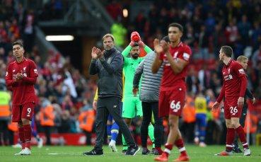 Перфектният Ливърпул се откъсна, Челси и Юнайтед страдаха