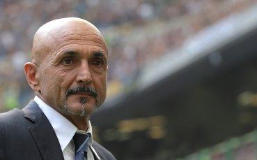 Спалети няма да води Интер срещу Фиорентина