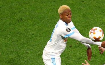 Марсилия загуби нападател за 3 седмици