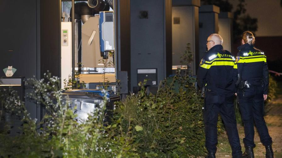 Предотвратиха голям атентат в Холандия