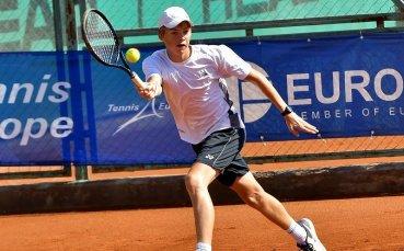 Нестеров и Терзиев се класираха на полуфинал на турнир от ITF в Израел