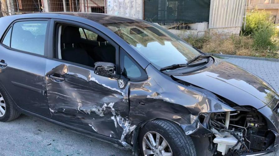 Пияна шофьорка потроши 6 коли във Варна