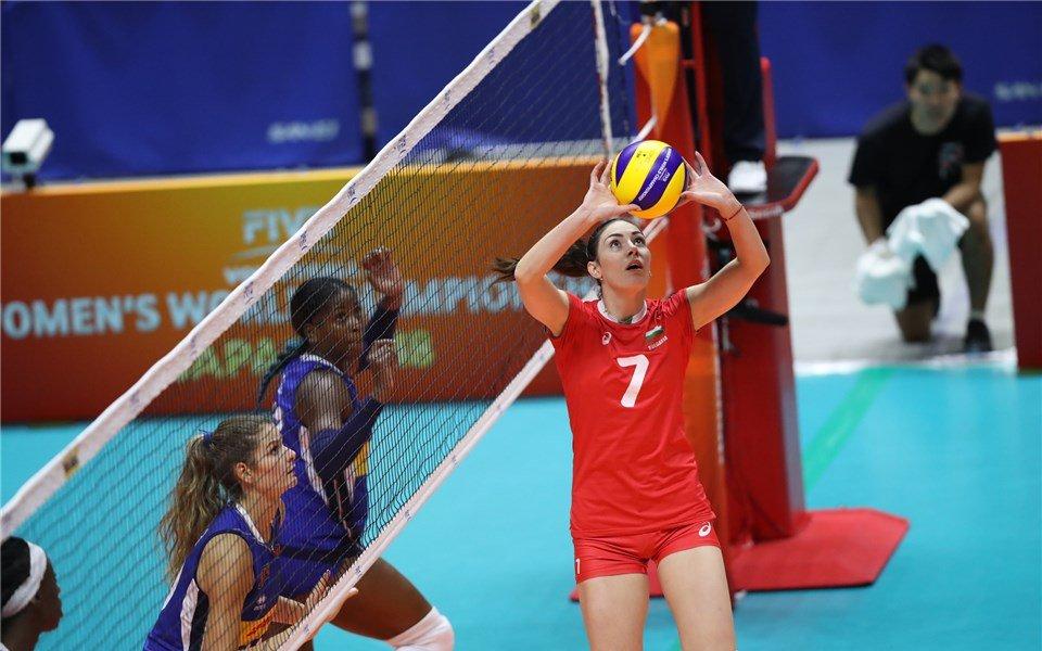Тежко поражение за България на Световното по волейбол за жени