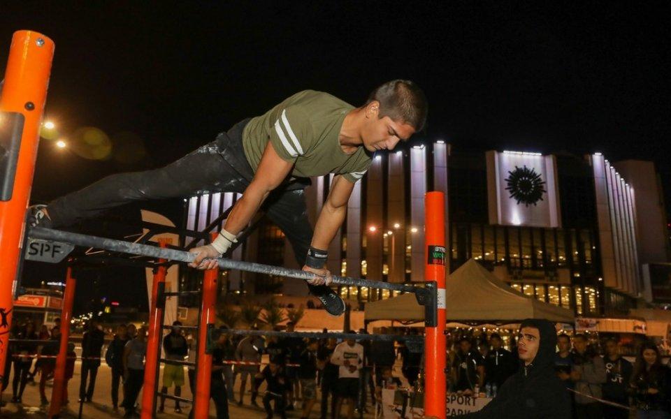 Хиляди се включиха в Европейската нощ на спорта