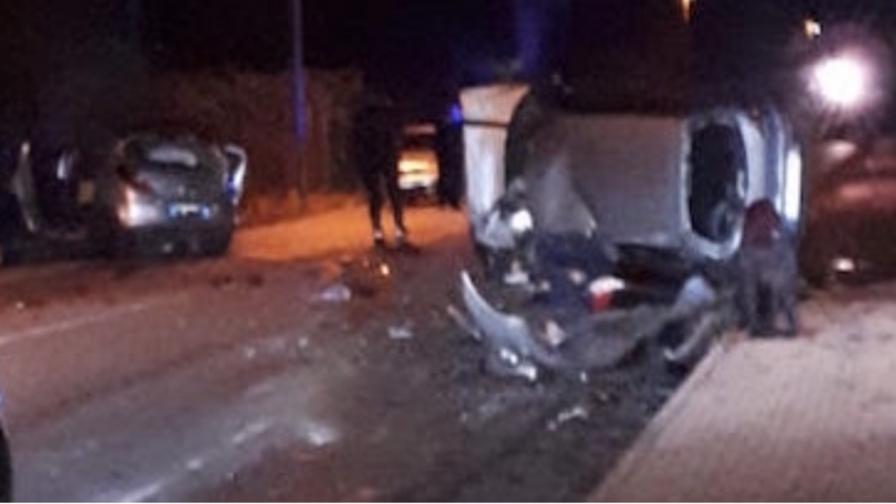 Двама загинаха при катастрофа в Италия с автомобил с българска регистрация