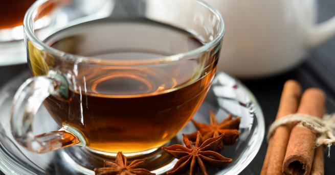 Любопитно Какво се случва с тялото ви, ако пиете чай
