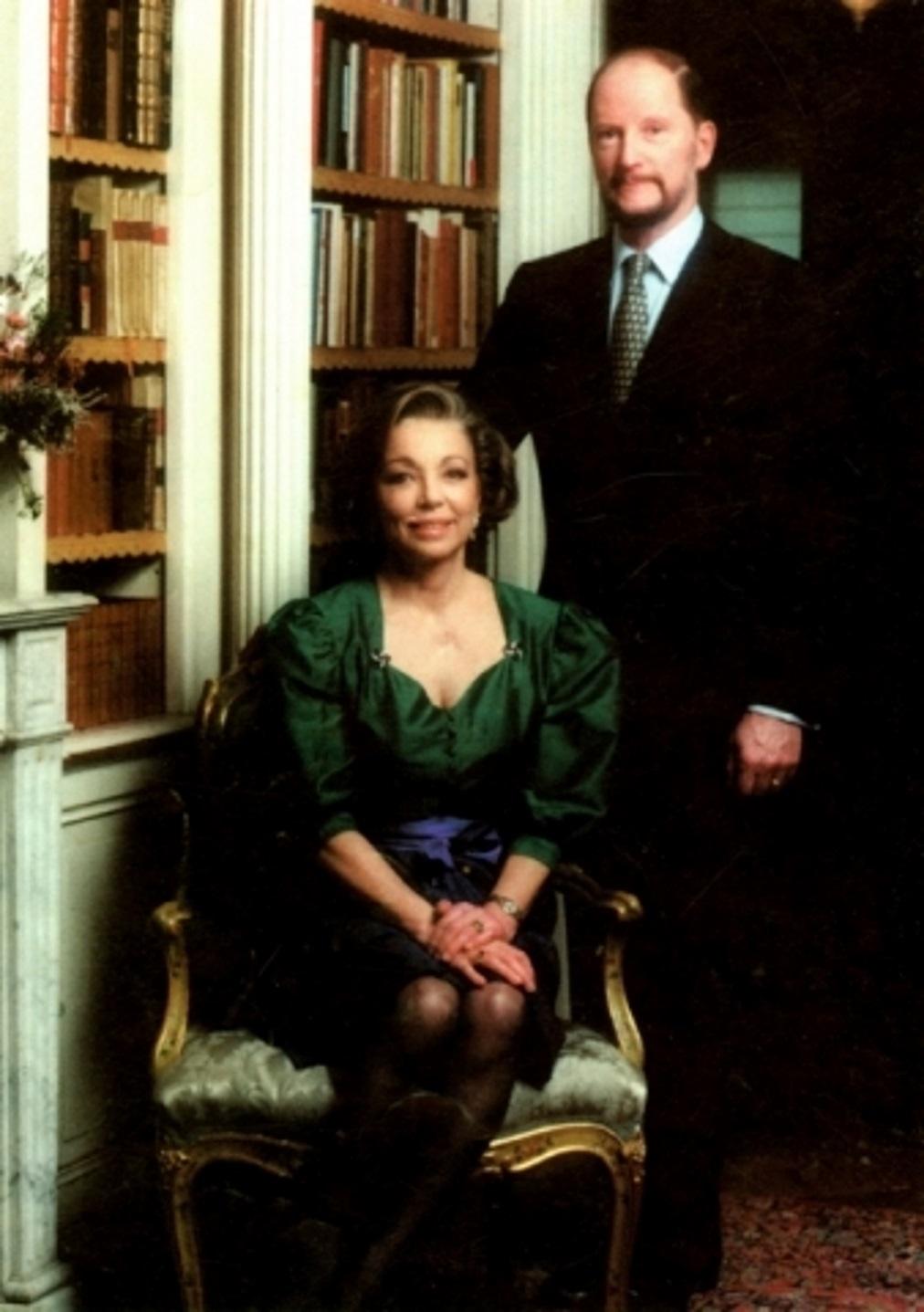 Доня Маргарита и Симеон II