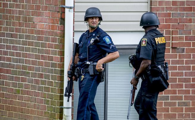 Драма с дете заложник завърши със 7 простреляни полицаи в САЩ
