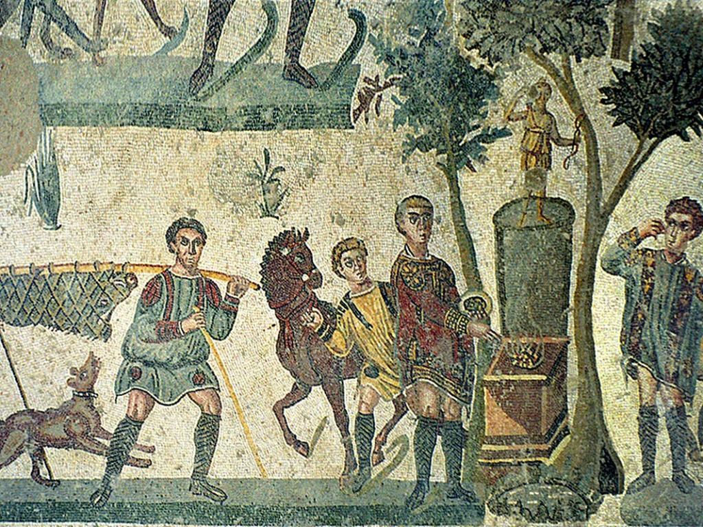&lt;ol&gt;&lt;br /&gt;&lt;br /&gt;<br />  &lt;li&gt;Езикът от фламинго се считал за деликатес от римските императори. Често се сервирал в комбинация с мозък на фазан и вътрешности на риби.&lt;/li&gt;&lt;br /&gt;&lt;br /&gt;<br /> &lt;/ol&gt;