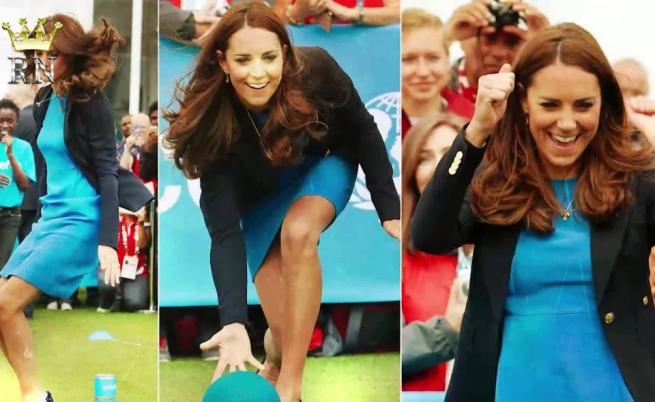 Снимките на Кейт Мидълтън, които вбесяват кралицата