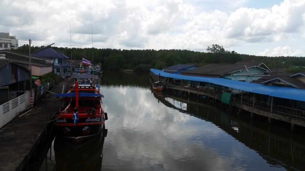 - Бан Нам Чиао се намира на източното крайбрежие на Тайланд, в област Трат.
