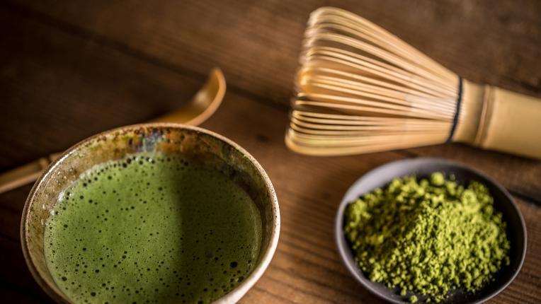 5 суперисили на зеления чай матча