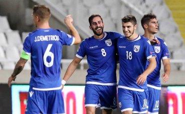 НА ЖИВО: Какво се случва на важния мач Кипър - Норвегия