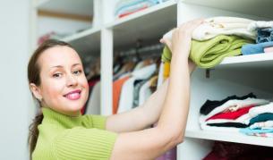 <p>Супер идеи, с които да подредите гардероба</p>