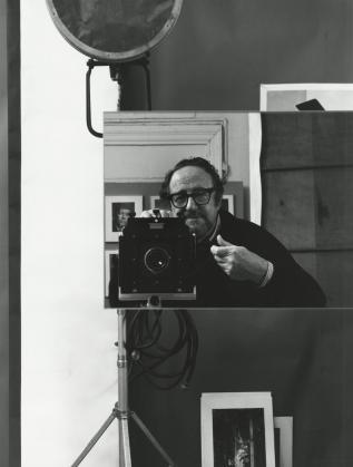 Арнолд Нюман (1918 - 2006 г.)