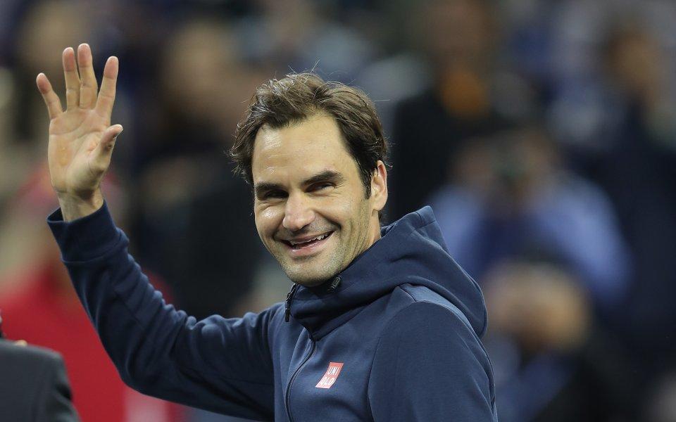 Чорич детронира Федерер на полуфиналите в Шанхай