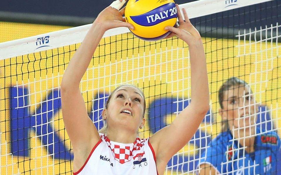 Бивша шампионка на Европа подсили Марица