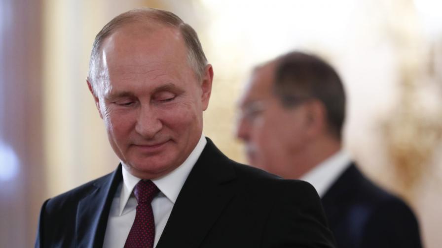 Путин: България може да има значителна роля в транзита на руски газ за Европа
