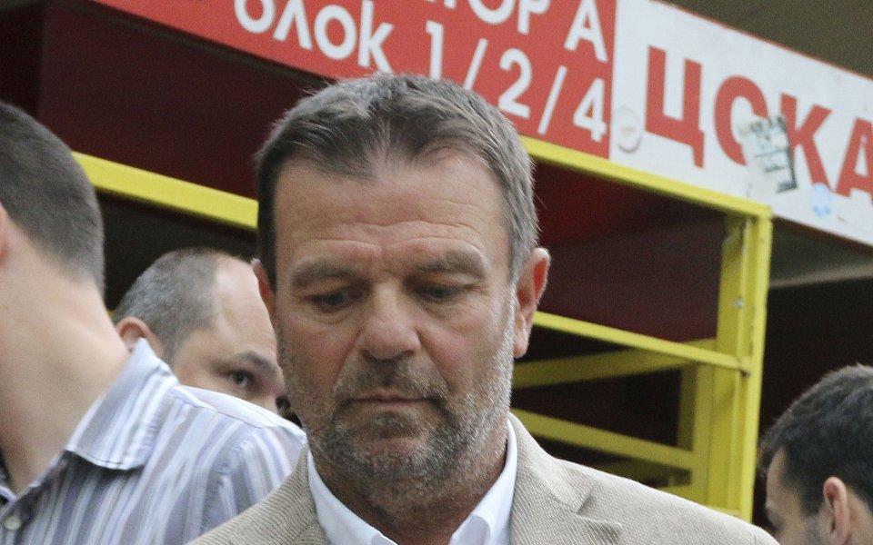 Стойчо Младенов взе решение за бъдещето си