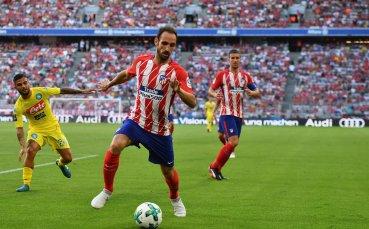 На Хуанфран му се ще отново да играе за Испания
