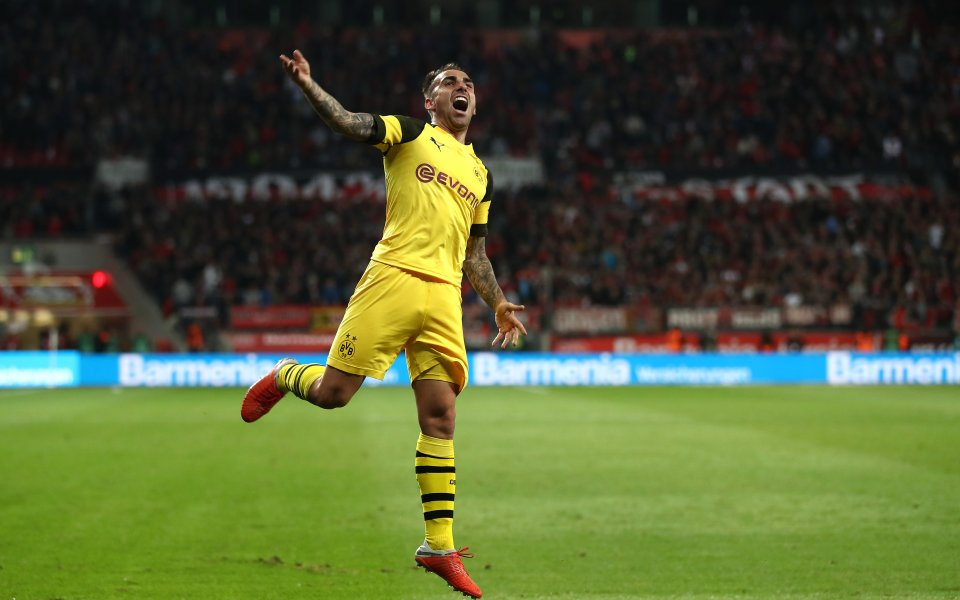 Дортмунд задържа своя нов голмайстор за дълго