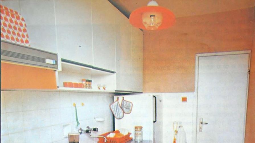 Как да обновите 30-годишната си кухня, без...