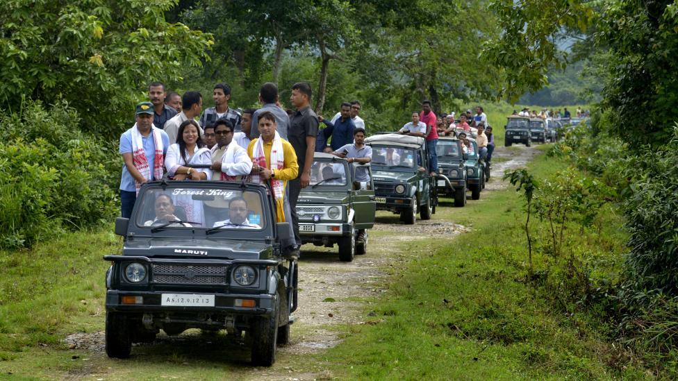 - На 12 октомври 2018 г. националният парк бе отворен отново за туристи.