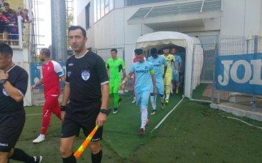 Дунав със загуба от елитен румънски тим