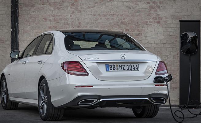Mercedes-Benz E300e