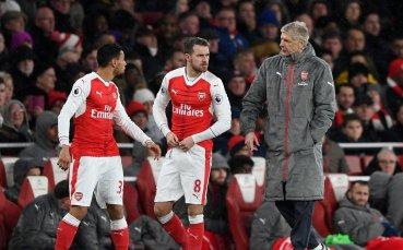 Венгер вярва, че халф може да остане в Арсенал