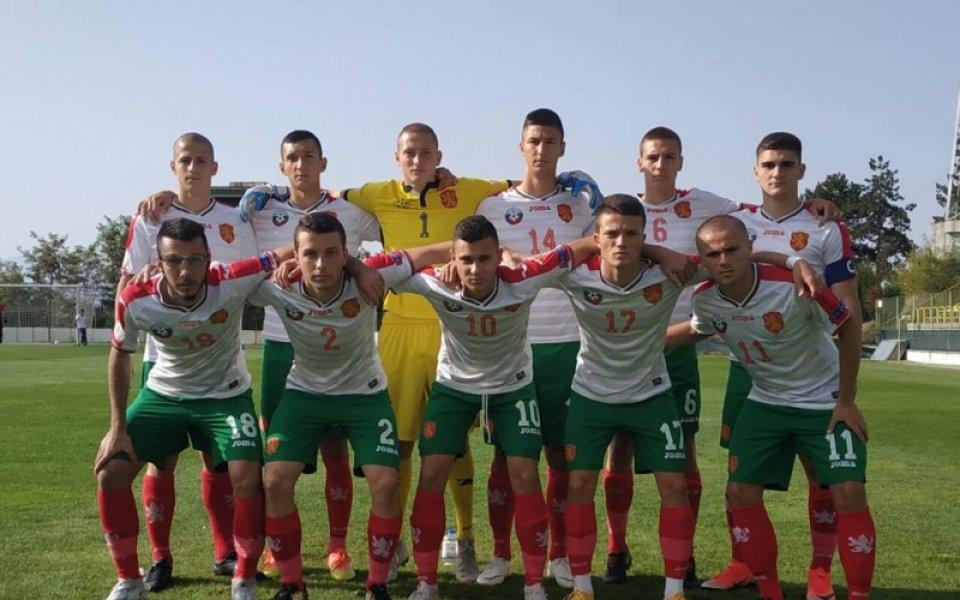 Националите до 19 години с втори успех над Кипър