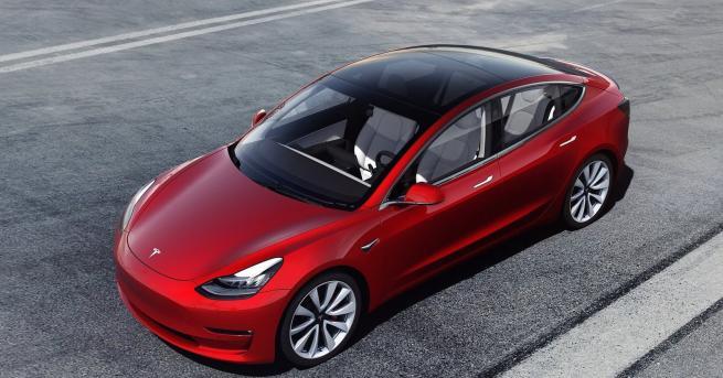 Според Bloomberg, Tesla Inc. достигна кота от 100000 електромобила Model