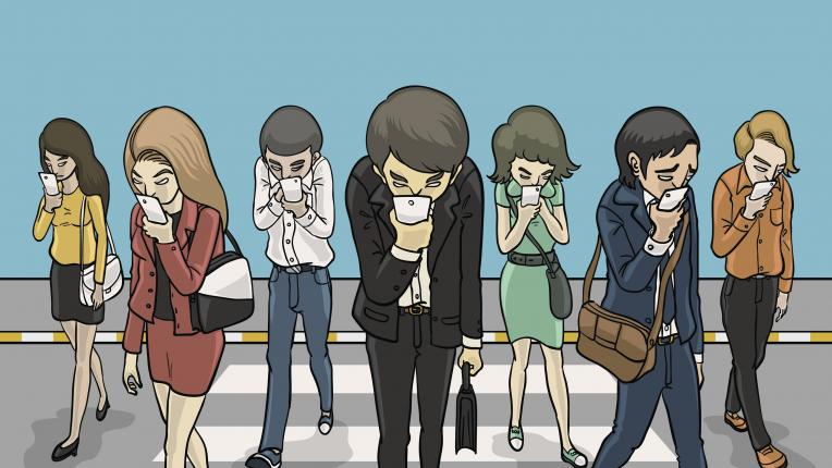 телефони хора