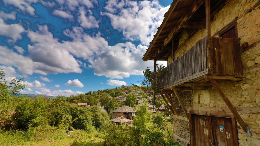 Българското село, в което ще забравите за проблемите