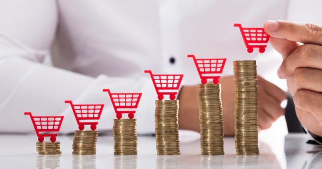Рекордно висока инфлация за последните пет години отчита националната статистика.