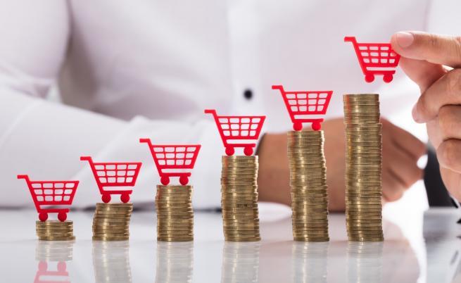 НСИ: Разходите растат по-бързо от доходите на българите