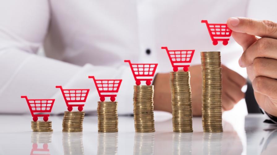 <p>НСИ: Разходите растат по-бързо от доходите на българите</p>