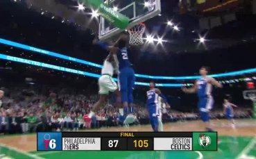 Стеф Къри изведе Голдън Стейт до победа на старта в НБА