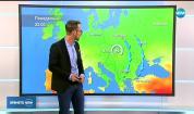 Прогноза за времето (17.10.2018 - централна емисия)