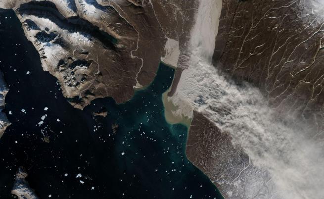 НАСА засне